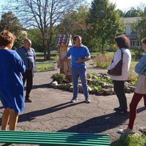Встреча с жителями улицы Заводская