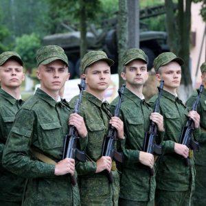 О воинской обязанности и военной службе