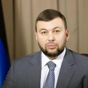 Заявление Главы ДНР Дениса Пушилина о необходимости урегулирования Миссией ОБСЕ инцидента с захватом наблюдателя от ЛНР