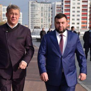 Денис Пушилин принял участие в праздничных мероприятиях в честь Дня Республики Башкортостан