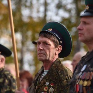В 2014 году воины-афганцы одними из первых стали на защиту Донбасса —  Денис Пушилин