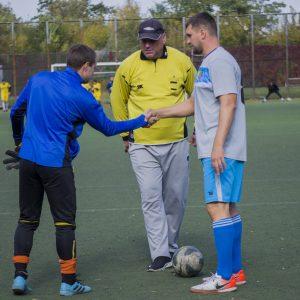 Результаты 19-го тура Летнего Первенства ДНР по футболу 8х8