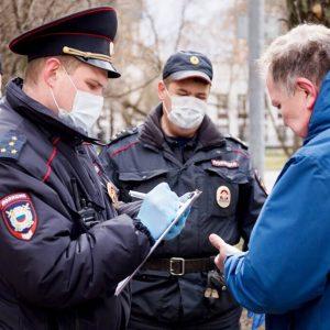 За неделю оштрафовали на 49 тысяч рублей за нарушение коронавирусных правил