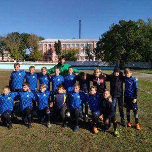 Первенство ДНР по футболу среди команд младших юношей